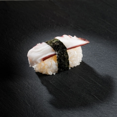 35 / sushi poulpe